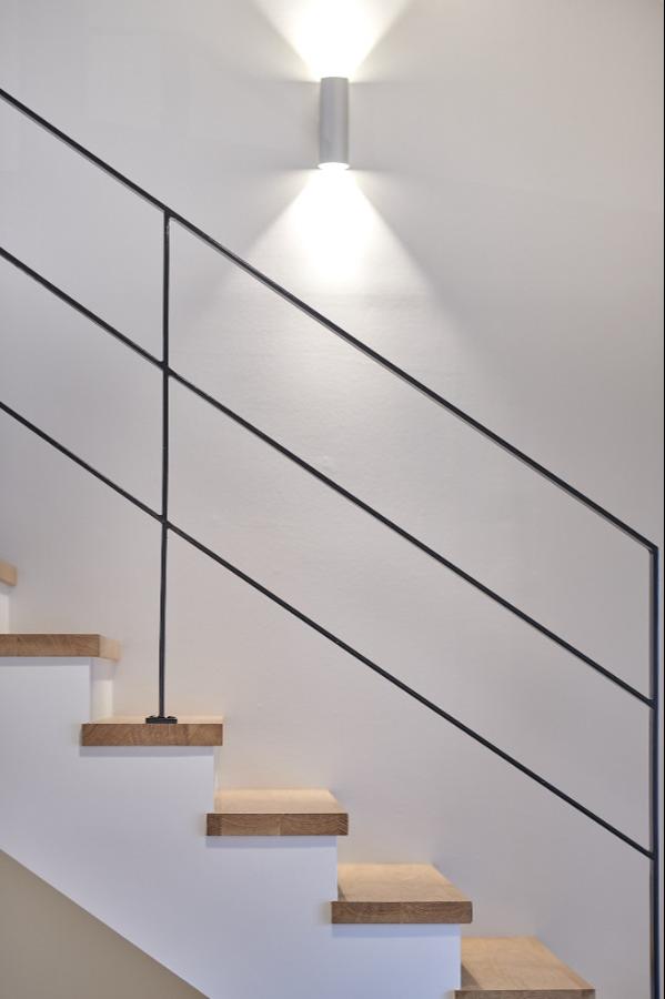 Carré Chroma - Lignes et lumières... - BIARRITZ Création d'un escalier Concept éclairage